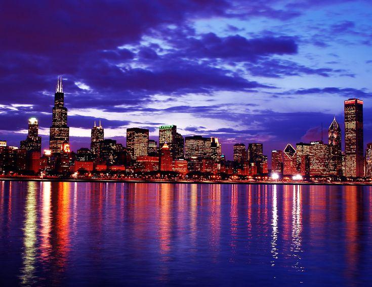 Chicago Skyline   Chicago-Skyline