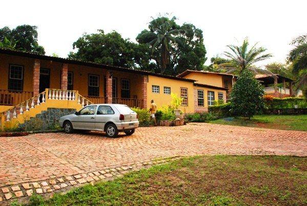 Chapada Diamantina - Pousada com 16 apartamento em Lençóis.