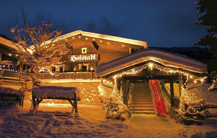 Wij gaan ieder jaar Skiën in Flachau en opstap bij de Hofstadl