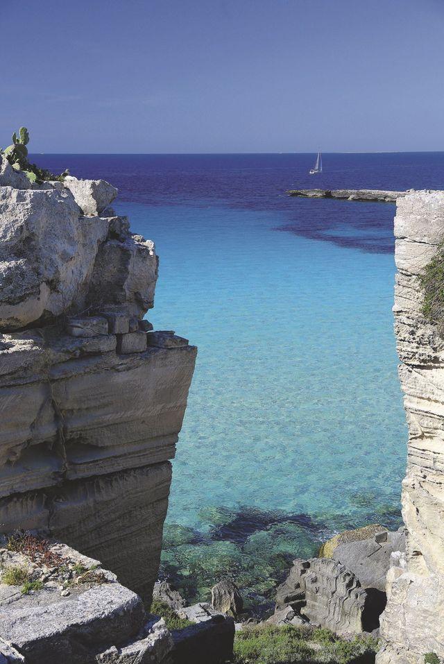Echappée belle en Sicile Italie Dédales de pierre et jardins sur la mer