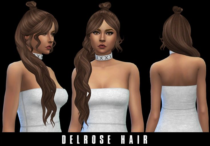 All About Sims 4 Hairstyles Downloads Sims 4 Updates Page 4 Of 1094