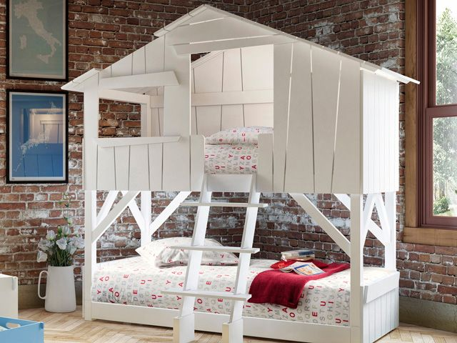 25 best ideas about cool beds for kids on pinterest cool bunk beds cool kids beds and cool rooms - Unique girls bunk beds ...