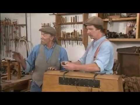 Ah! E se falando em madeira...: Video The Woodwright's Shop S28E12 A Viking Tool C...