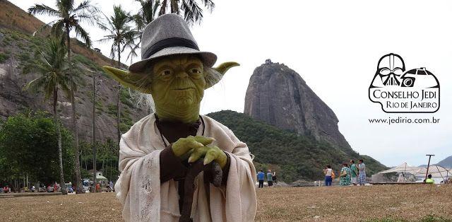 AltNerd: Conferência Jedi no Rio de Janeiro