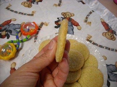 Mommy's Kitchen: Baby Teething Cookies {Make Your Own}