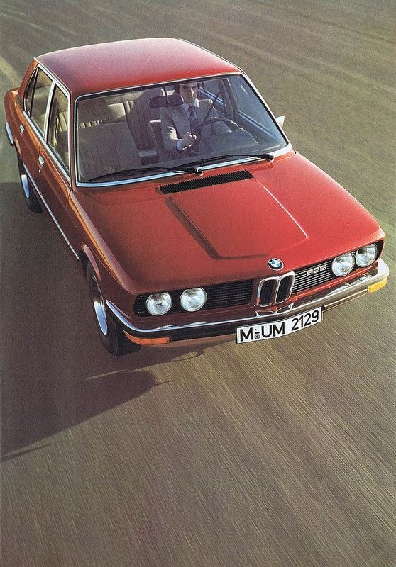 1975 BMW 525 (E12)  Maintenance/restoration of old/vintage vehicles: the material for new cogs/casters/gears/pads could be cast polyamide which I (Cast polyamide) can produce. My contact: tatjana.alic@windowslive.com