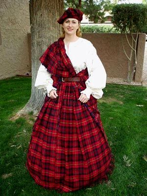 Ladies Highland Wear | Misty Thicket Clothing: Women's Scottish Outfits > Women's Scottish ...