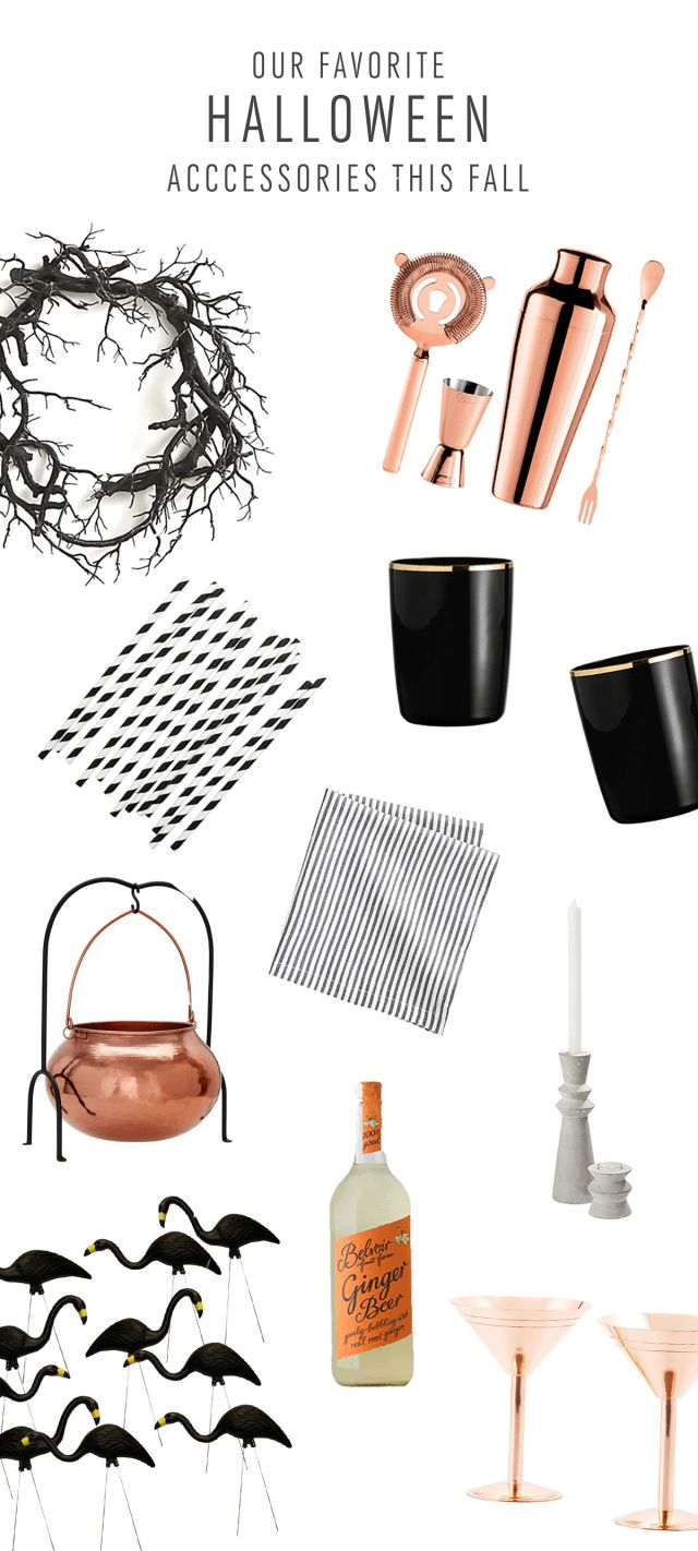 Favorite Halloween Accessories - Sugar & Cloth - Round Up - Product Favorites - Houston Blogger - Halloween - Fall