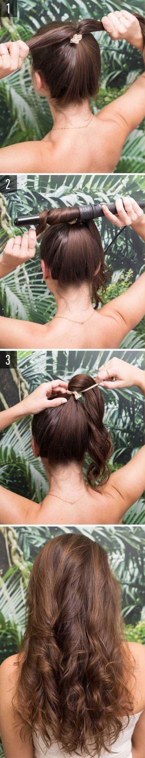 15 acconciature super facili per ragazze pigre -cosmopolitan.it