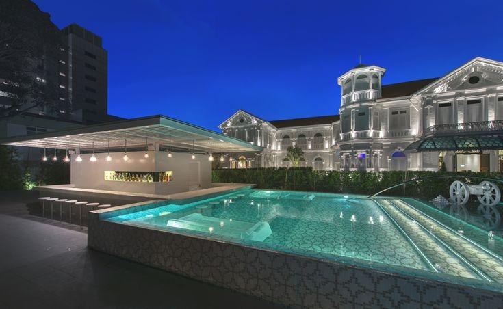 15 Hotéis de Luxo em todo o Mundo-Macalister Mansion Hotel, Malásia