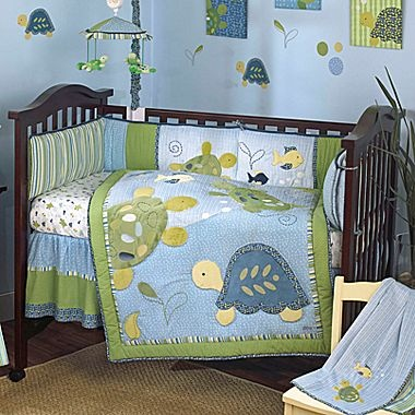 Bedding Set Turtle Reef 6 Piece Jcpenney Baby Bedding