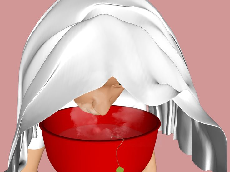 How to Cure Post Nasal Drip -- via wikiHow.com