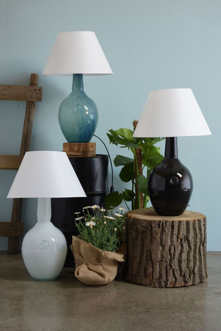 Gie El Home Glass Table Lamp