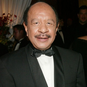 Sherman Hemsley, Star of The Jeffersons, Dies at 74.    Sherman Hemsley, whose cantankerous George Jefferson cracked up millions of faithful TV viewers each week, first going toe-to-toe with Archie Bunker on All in the Family and then sparring with his beloved Weezie on The Jeffersons, has died.    The Emmy- and Golden Globe-nominated actor was 74.