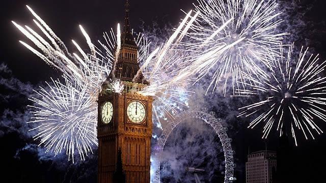 Mayor of London's New Year's Eve Fireworks Display - visitlondon.com