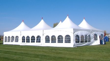 Rent a Tent for your Wedding and make your wedding one to remember!!  Save money any tent wedding in your own backyard!!