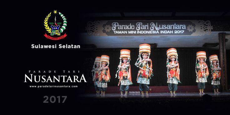 Parade Tari Nusantara 2017 : Pajjaga Assoloreng, Sulawesi Selatan