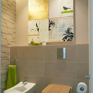 kleines g ste wc ganz gro in szene gesetzt g steklo pinterest g ste wc gast und badezimmer. Black Bedroom Furniture Sets. Home Design Ideas