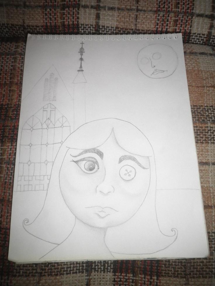 Art in progress...Jackie Peniuk