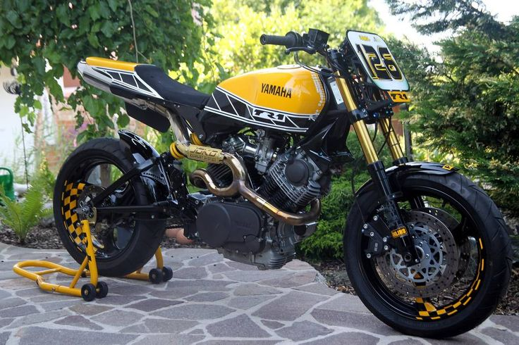 Yamaha Dc A