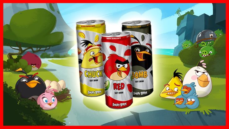 Angry Birds Red is a tropical fruit-flavoured soft drink made by Olvi.  Taste of this product was really unique and refreshing, but the best part was the packaging. As a professional unboxer I really like that they give customers some new challenges and make damaged packaging that are hard to open #angrybirds #soda #lemonade #drink #cola #angrybirdscola #softdrink #can #angrybirdscan #rovio #olvi #panimo #beer #angrybird #redbird #yellowbird #bombbird #bomb #angry #bird #birds #mairou