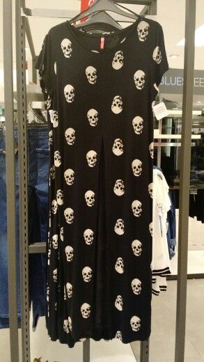 Sophomore maxi t-shirt dress
