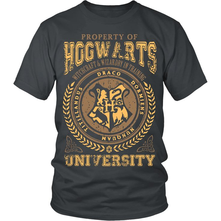 Property Of Hogwarts University LIMITED EDITION