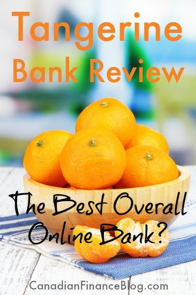 Tangerine bank that has some of the best interest rates and free chequing accounts. My review found Tangerine is the best overall online bank in Canada. http://canadianfinanceblog.com/tangerine-bank-review-best-online-bank/