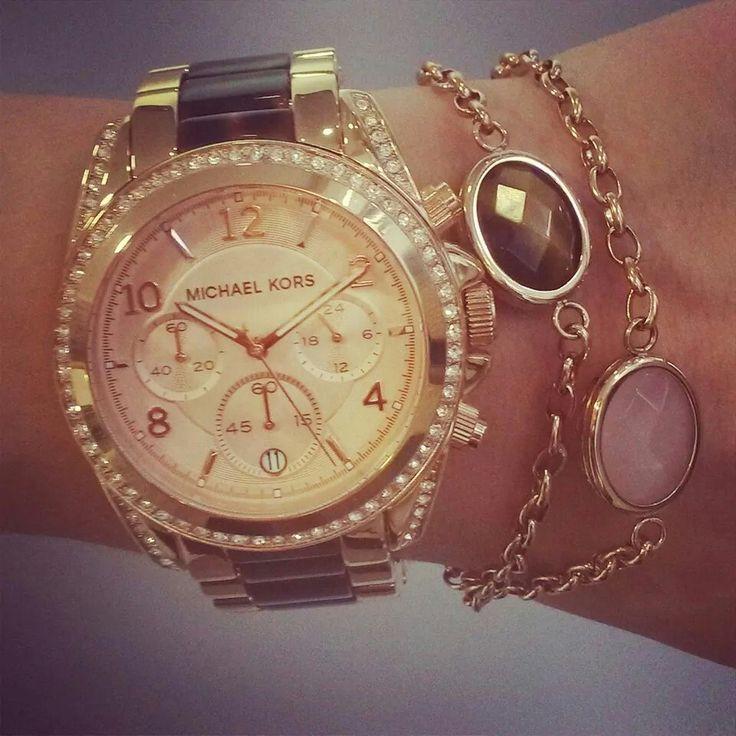 XENOX steel bracelets with a Michael Kors