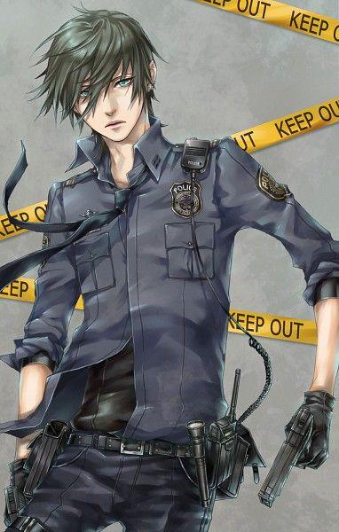Tags: Police, Dual Wield, Pocket, Handgun, Peaceful, Crime Scene Tape