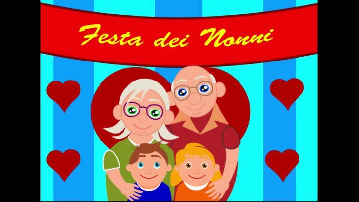 La festa dei nonni: Viva i nonni - Festa 2 ottobre
