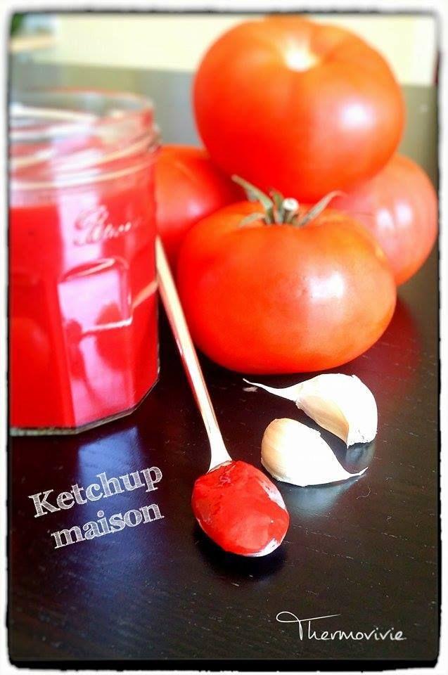 Que ce soit pour un barbecue, des frites ou tout simplement pour faire plaisir aux enfants (qui le mangeraient avec n'importe quoi..!), le ketchup est indispensable à la maison. Alors quand on voit le nombre de cochonneries qu'il y a dedans, autant le...