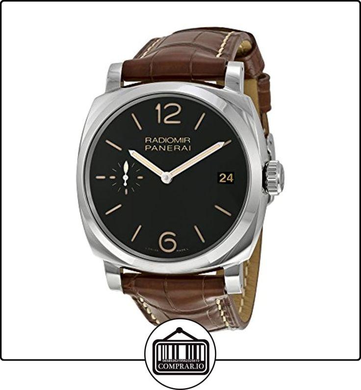 Panerai Radiomir 19403Day Power Reserve Reloj mecánico Hombre, pam00514  ✿ Relojes para hombre - (Lujo) ✿