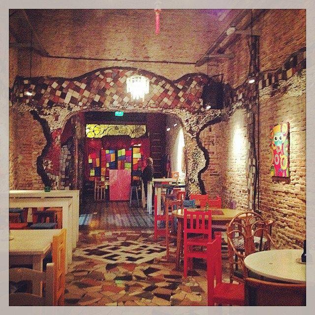 #UnLugarQue #Restoran #Arte #LaPlata