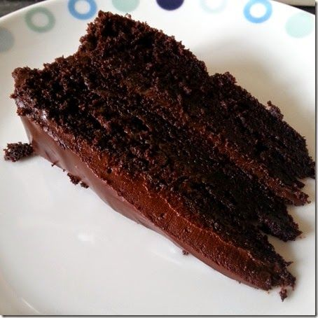 The June edition of SIPIDI! over at Staring at the Sea ~ The best Chocolate Cake ever!