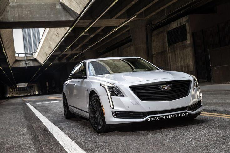2016 Cadillac CT6 Midnight Edition White