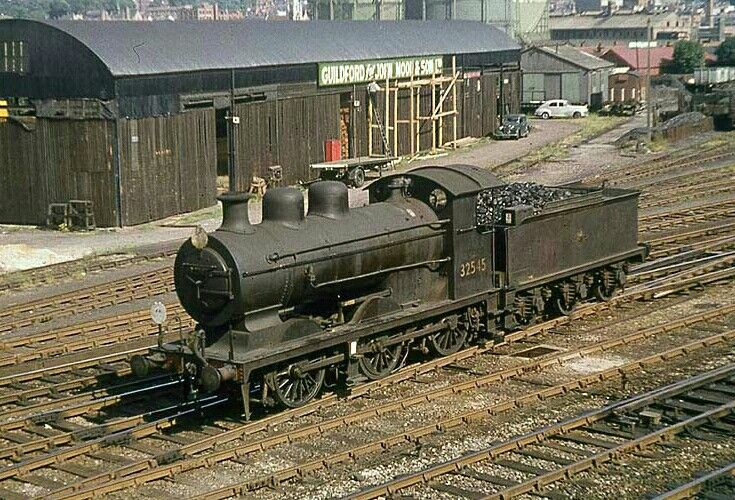 BR (Southern) C2X class 0-6-0