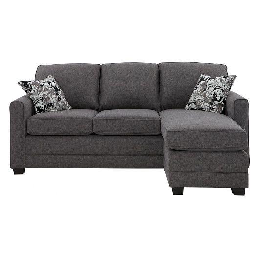 Sofa-lit avec matelas matelas à ressorts | Tanguay