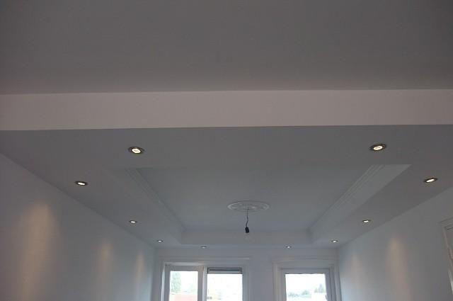 Spots Plafond Woonkamer : Verlaagd plafond met spots verlaagde plafonds ceiling basement