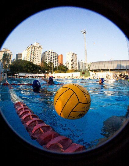 Brasil, o país do polo aquático