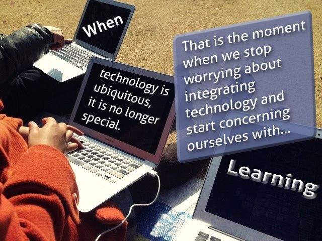 Ubiquitous Technology by ransomtech, via Flickr
