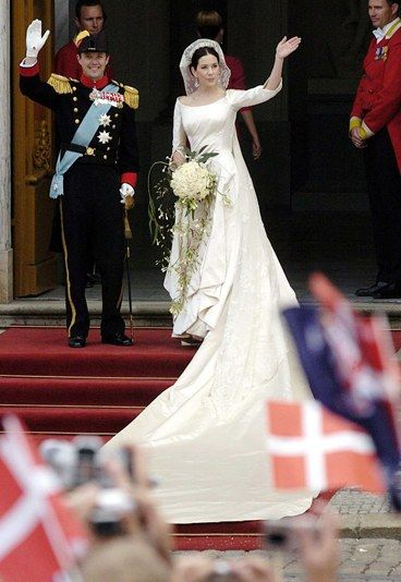 Koninklijk huwelijk: Mary en Frederik van Denemarken - 14 mei 2004