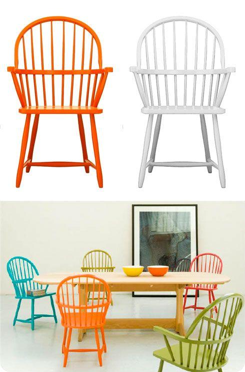 Bildresultat för köksstolar olika färger