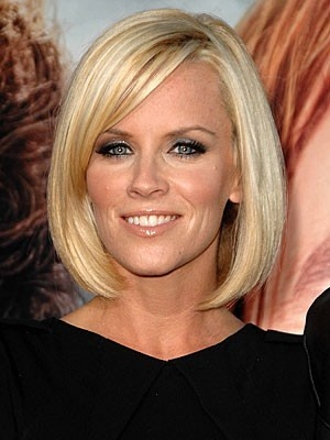 Jenny McCarthy - love hair and bangs