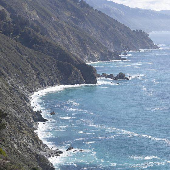 Stunning coastal vistas await on a Seattle to San Diego road trip.