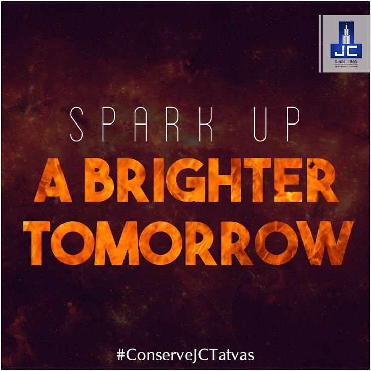 Do your part in preserving our environment. Use the ultimate source of energy, 'Sun' to reduce your carbon footprints & let the fire of positive energy light up your life. #ConserveJCTatvas