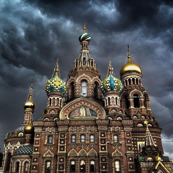 Храм Спаса-на-Крови / Church of the Savior-on-Blood - Дворцовый - Санкт-Петербург