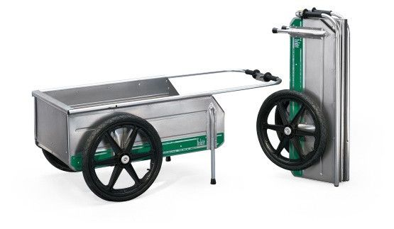Tipke Foldit 2200 Utility and Garden Cart
