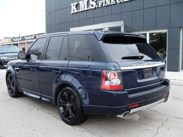 2011 Land Rover Range Rover Sport Supercharged| AUTOBIOGRAPHY PA | used cars & trucks | City of Toronto | Kijiji