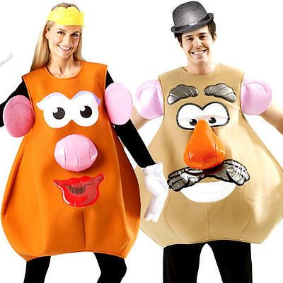 Mrs or mr #potato head fancy #dress disney toy story #character adults costume ne,  View more on the LINK: 	http://www.zeppy.io/product/gb/2/272457685236/